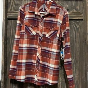 Women's kühl flannel